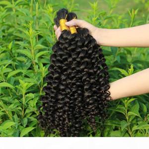 Pretty Curls Human Hair Weave Bulk Unprocessed Kinky Curly Peruvian Human Hair Extensions In Bulk For Braids On Sale No Attachment 3 Bundles