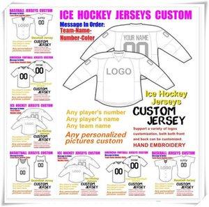 Custom BASKETBALL BASEBALL ICE HOCKEY American football Jerseys For Men Women Youth College Color Maillot de france jersey elite 4xl 5xl 6xl