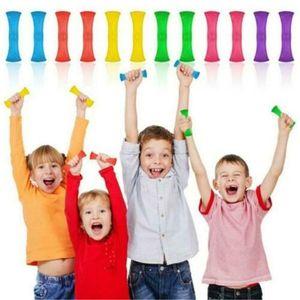 Tik tok brinquedos malha de mármore fidget brinquedo trançado malha mármore bola de mármore poo-seu squeeze brinquedos stress ansiedade alívio autismo calmante crianças presentes HH22201