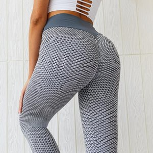 Seamless Hexagon Mesh Leggings Women Sexy Sports High Waist Legging Perfect Fit Gym Legins Push Up Fitness Cloth Dropship
