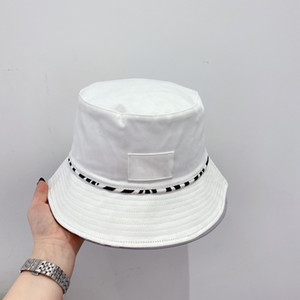 Luxury caps 2021 designer women bucket hats high quality cotton fisherman hats women can wear fashionable casual bucket hat in all seasons