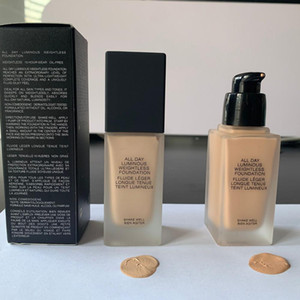 best sale good makeup foundation ALL DAY LUMINOUS WEIGHTELESS FOUNDATION hot sale colors for women