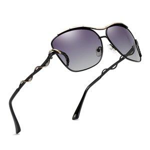 New Polarized Sunglasses Women Outdoor Personality Man Hot Style Polarizer Brand Designer Sun Glasses Simple Uv400