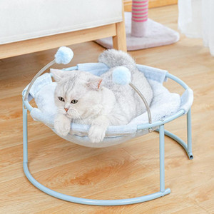Pet Hous a Cat House dog bed Cat Bed 100% Cotton for Cats Get House Breathable Jean Cn(origin) pet accessories