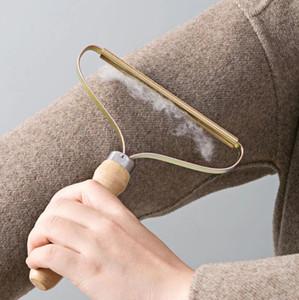 Портативное средство для удаления грунта Шерстяное пальто Fuzz Fabric Boot Brush Pluff Removing роликовый свитер тканый механизм для удаления кисти чистящие средства