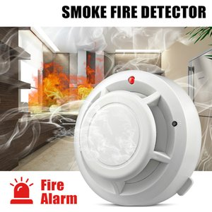 Smoke Fire Detector Alarm Home Security Independent Alarm Sensor High Decibel Loudspeaker Long Life Imported Loudspeaker New