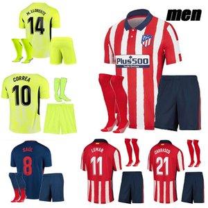 20 21 ATLETICO SUÁREZ MADRID HOGAR ALIMINACIÓN 3RD JERSEYS KITS 2021 2022 Camisetas de fútbol Joao BIÑOS PARA NIÑOS DE LOS NIÑOS DE LOS NIÑOS DE LOS NIÑOS DE LOS NIÑOS DE FÚTBOL