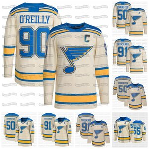 90 Ryan Oreilly St. Louis Blues 2022 Winter Classic Jersey Vladimir Tarasenko Pavel Buchnevich Brett Hull Binnington Brayden Schenn Jaden Schwartz Brandon Saad