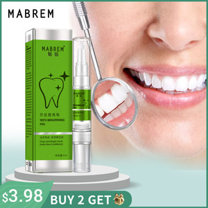 Teeth Whitening Gel Pen White Teeth Cleaning Serum Oral Care Hygiene Essence Remove Stains Dental Bleaching Teeth Whitener 5ml