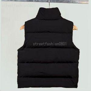 2021 Mens Colete para baixo jaqueta marca moda jaqueta jaqueta algodão casal casal espessado calor à prova d 'água coletes