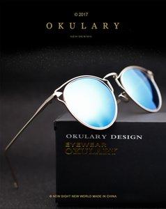 2017 Hohe Qualität Neue Frauen Polarisierte Metall Sonnenbrille, Mode Tag und Nacht als Eye der Katze, die Sonnenbrillen, beschichtete Sonnenbrillen,