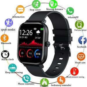 Men Smart Watch Wristband Women Sport Clock Heart Rate Sleep Monitor Bluetooth Call Smartwatch for phone