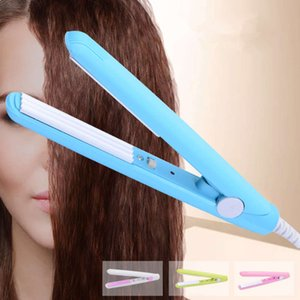 Sale Hot New Goods Lightweight Styling Tool Ceramic Iron Hair Straightenr Curler Mini Orders