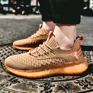 Men Cool Breathable Sneakers Bounce Summer Outdoor Sport Professional Training running Shoes Zapatillas