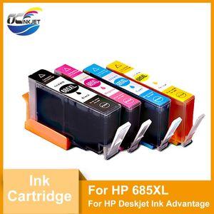 Ink Cartridges OCINKJET For 685XL Third Party Cartridge Applicable To Asia-Pacific Suitable Deskjet Advantage 3525 4615 4625