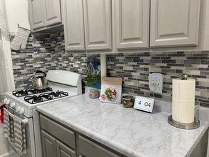 Art3D-10-листы Обои самоклеящиеся плитка задняя панель для кухни виниловые декоративные плитки