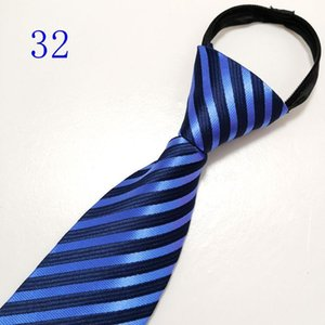 styles 8cm silk fashion design wedding 70 men's handmade bow business party striped lattice embellished tie free shi