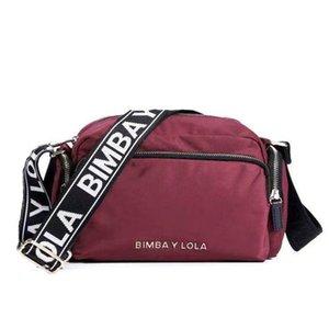 Bimba y Lola donna Original Messenger Bags per donne Borsa a tracolla di lusso Nylon Mochila Borsa Bolsos Mujer 2021