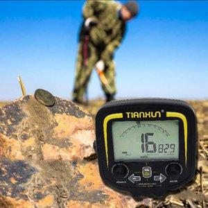 Блок управления ЖК-дисплеем TX-850 для профессионального подземного металлоискателя сканера Finder Gold Digger TX850