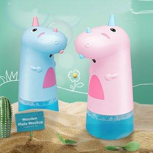Automatic Induction Foam Soap Dispenser Washing Liquid Dispensers unicorn Children's Intelligent Free Hleath Hand devices