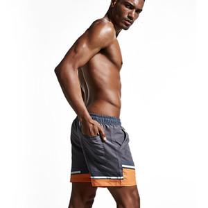New 2021 Sexy Mens Swimwear Striped Swim Trunks for Men Plus Size Board Beach Surfing Bathing Suit Summer Shorts LUYO