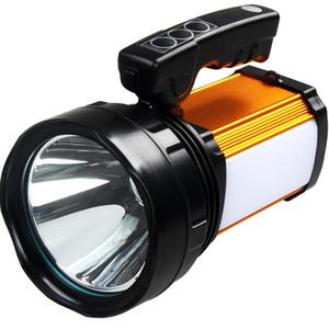 Lampada a LED ricaricabile Lampada a LED LED Spotlights Emergenza portatile Emergenza El Fenori Uzun Menzil Spotlights BA60TZD