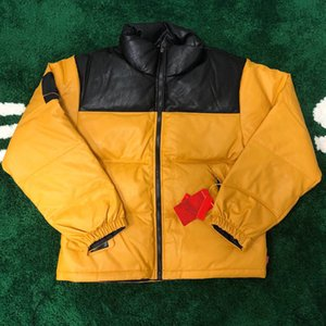 Men Winter Jackets Designer Dwon Coats Mens Womens Streetwear Parkas Letter Thick Zipper Jacket Fashion Outerwear 7 Styles