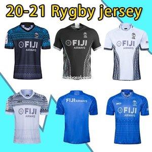 2020 Fiji Rugby Jersey Ev Uzakta Uçan Fijians 2021 Moda Polo Gömlek Ulusal Rugby Ligi Gömlek Fidji Sevens Jersey Üst Boyut S-5XL