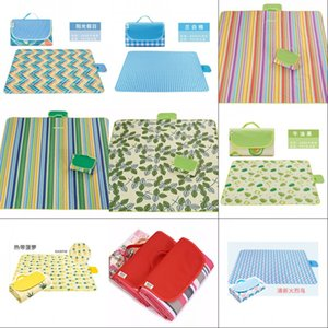 More design Spring Tour Picnic Mat Cloth Carpets Moisture Proof Waterproof Cushions Outdoors Portable Thickening Mats 44 55zd Y2