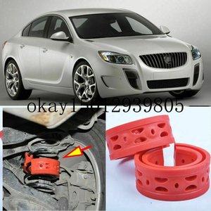 2pcs Rear Air Suspension Shock Bumper Spring Coil Cushion Buffer For Buick Regal