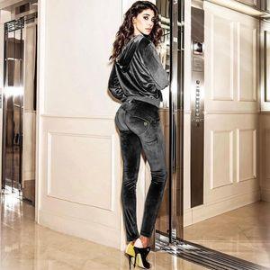 Melodie Wear Chenille Black Yoga Hosen Active Socke Push Up Leggings Gym Stretch Damen Sport Hosen Baumwolle