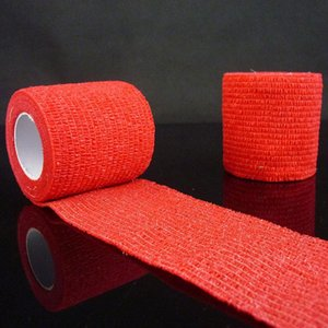 New Self Adhesive Ankle Finger Muscles Care Elastic Tape Sports Wrist Support LDF668