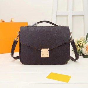 Women Designers bags luxurys handbag messenger oxidizing leather metis elegant shoulder crossbody bag shopping clutch