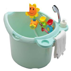 Baby Barrel Bath Barrel Bath For Children Household Large Thermal Insulation Thickened Plastic Baby