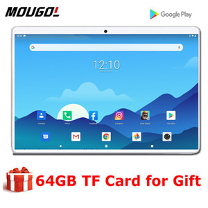 New 10 inch Octa Core tablet Andriod 9.0 OS 4G LTE Phone Call 1280*800 IPS Screen 3GB RAM Type-C 5G Wifi GPS Netflix Tablets