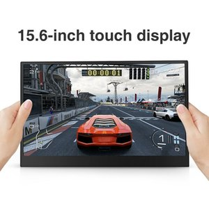 Monitors 15.6 IPS FHD Led Portable Touch Monitor For Laptop Type-c USB-C HDR Screen Display Support PS4 PROXBOX NS