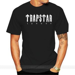 Limited New Trapstar London Men's Clothing T-Shirt S-5XL Men Woman fashion t-shirt men cotton brand teeshirt L0223