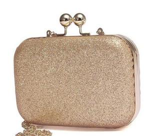 111 Evening Bags Women Evening Bag Glittered Clutch Wallet Wedding Purse Party Banquet Shoulder Messenger Bags New