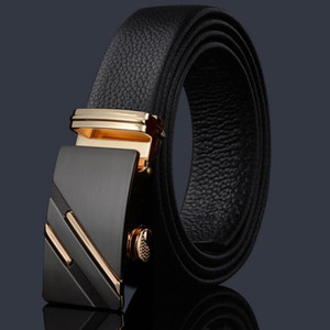 2022 Fashion Big buckle genuine leather belt with box designer belts men women high quality new mens belts AA030