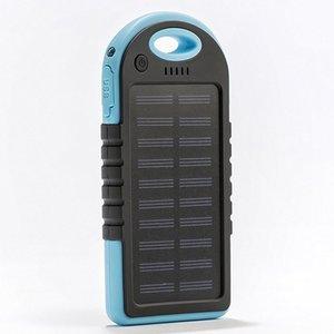 다결정 태양 에너지 태양열 충전기 5000mA 태양 전지 패널 휴대 전화 충전기 DC USB 출력 OEM 및 ODM 서비스
