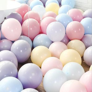 Balloons latex Colorful Balloon Baby Shower Wedding Birthday Party Balloons Festive Party Layout Decoration Balloon Decoration GWB5193