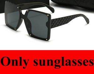 2021 Vintage macho preto top óculos de sol marca preto quadrado tons uv400 óculos de sol polarizados para homens Cool One peça Designer 5pcs