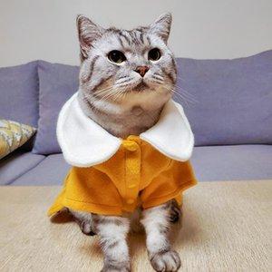 Costume chat doux chat chaton chaude chat luxe chat costume hiver extérieur festival princesse vêtements pour petits animaux de compagnie chats