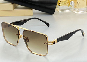 THE TEL II New men glasses car fashion sunglasses top outdoor uv400 sunglasses square shape selection of first class metal frame to send box