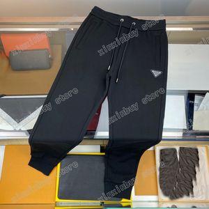 21ss Men Jeans pants designer Triangle label letter paris letters jogging Pant Casual Slim Fit Whole body Trousers Wedding xinxin