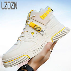 Sapatos na moda sapatos masculinos All-Match Sports Daddy Cintura Alta Cintura alta Tendência de Basquete Verão Insurgente Modelos Explosivos Grosseiros