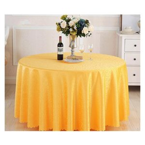 Double Hook Rectangle Small Polyester Jacquard Red Hotel Banquet Tablecloths Table Round Cloth Mark Place T jllTpB sport77777