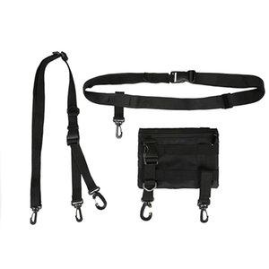 Men Waist Bag Outdoor Running Shoulder bag Waterproof Mobile Phone Money pack Function Crossbody Messenger Bag male Belt Unisex C0305