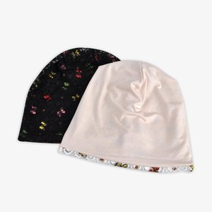 New Spring and Summer Pullover Hat Female Youth Colorful Butterfly Lace Mesh Breathable Fashion Closed Toe Pregnant Women Confin
