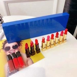 2021 Makeup Famous Brand 12pcs set Lipsticks set Matte Lipstick 12color Lip Sticks Cosmetic